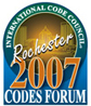 International Code Council Conference in Rochester, NY
